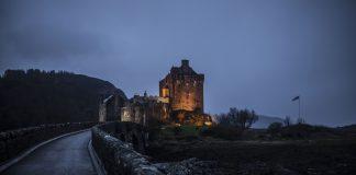 Escocia tierras altas highland viajar europa, reino unido medieval castillos libertad clanes escoceses
